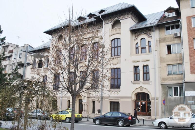 Palatul Ramuri - Craiova