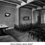Palatul Ramuri din Craiova - sala de conferinte