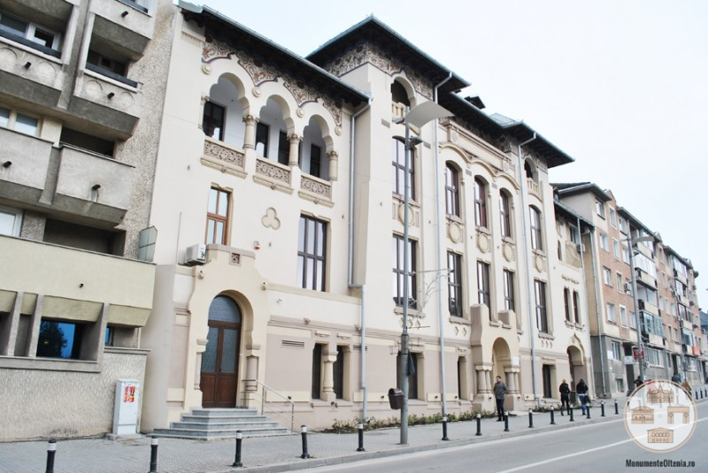 Palatul Ramuri din Craiova