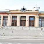 Scoala Obedeanu din Craiova - intrare corp str Brestei
