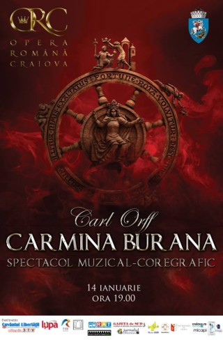 Carmina Burana la Opera din Craiova