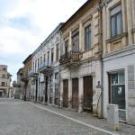 Centrul istoric al municipiului Slatina - strazi dupa reabilitare (1)