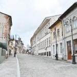 Centrul istoric al municipiului Slatina - strazi dupa reabilitare (2)
