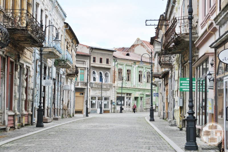 Centrul istoric al municipiului Slatina - strazi dupa reabilitare (3)