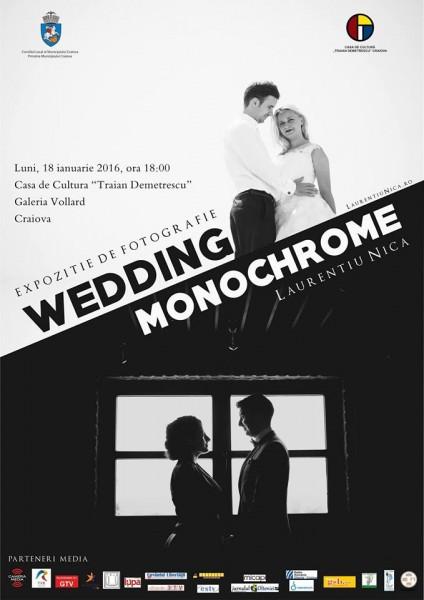 Expozitie fotografie Laurentiu Nica - Wedding Monochrome