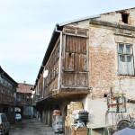 Hanul Putureanu, Craiova - corp nord, vedere din curtea interioara