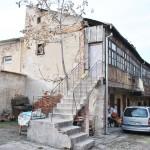 Hanul Putureanu, Craiova - corp sud, vedere din curtea interioara