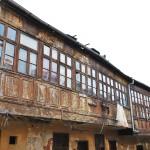 Hanul Putureanu, Craiova - geamlac corp sud