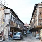 Hanul Putureanu, Craiova - vedere din curtea interioara