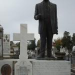 Mormantul lui Giovanni Batista Peressutti - Craiova (sursa www.ammer-fvg.org)