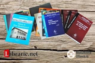 Librarie.net - sponsor al Asociatiei Monumente Oltenia