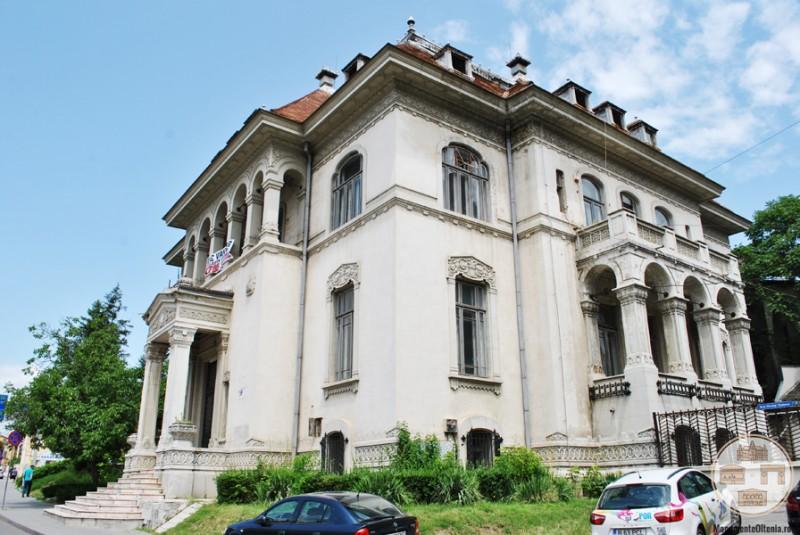 Casa Matei Bailesteanu din Craiova
