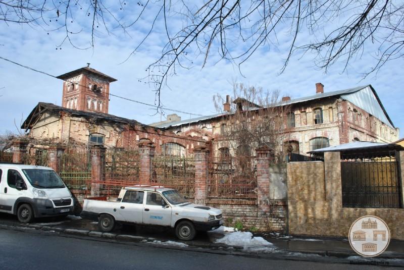 Fabrica Florica, Craiova
