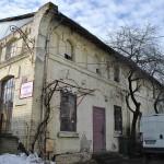 Fabrica Florica, Craiova - cladirea principala a fabricii