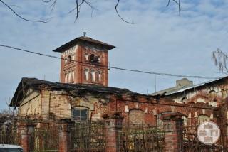 Fabrica Florica, Craiova - corp cladire si castel de apa