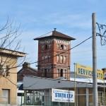 Fabrica Florica, Craiova - vedere de pe str. Serban Voda