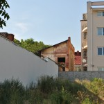 Fabrica Florica, Craiova - vedere dinspre str Paltinis