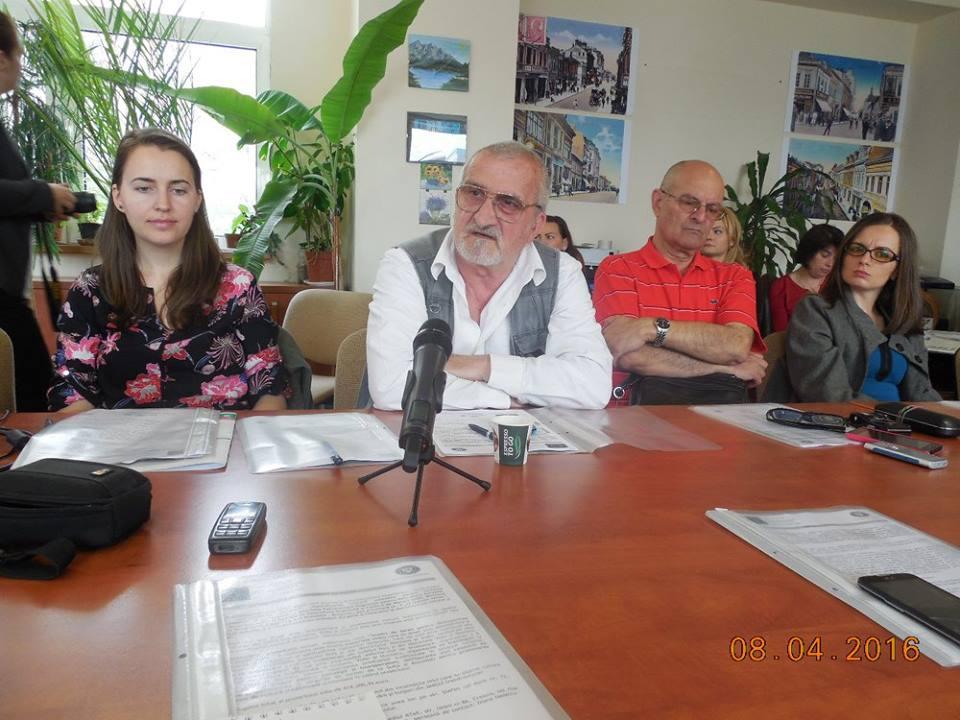 Conferinta presa proiect Valorificarea culturii autentice pentru turismul transfrontalier