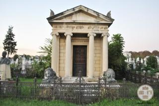 Monumentul funerar al lui N Mihail, Cimitirul Ungureni, Craiova