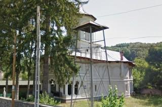 Biserica de lemn Pogorarea Sf Duh, sat Ciocadia, jud Gorj