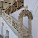 Manastirea Hurezi - detalii foisorul lui Dionisie