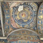 Manastirea Hurezi - pictura pridvor
