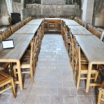 Manastirea Hurezi - trapeza (2)