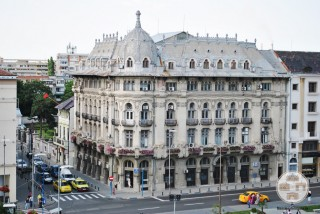 Fostul Hotel Palace, Craiova