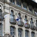 Fostul Hotel Palace, Craiova - detalii exterioare