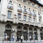 Fostul Hotel Palace, Craiova - fatada dinspre Calea Unirii
