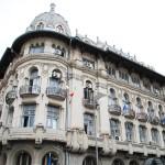 Fostul Hotel Palace, Craiova - fatada dinspre str. A. I. Cuza