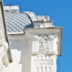 Casa Dianu, Craiova - decoratiuni exterioare