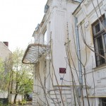 Casa Dianu, Craiova - intrare principala