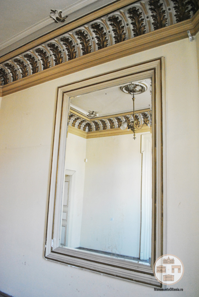Casa Dianu, Craiova - oglinda