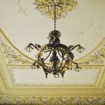 Casa Dianu, Craiova - tavan decorat hol