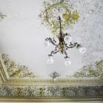 Casa Dianu, Craiova - tavan decorativ