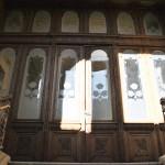 Casa Dianu, Craiova - usi antreu
