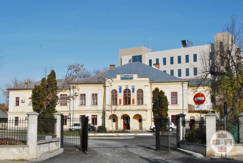 Casa Glogoveanu, Craiova - fostul sediu al Tribunalului Dolj