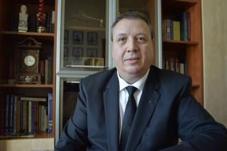 Prof. univ. dr. habil. Sorin Liviu Damean - decan Fac. Stiinte Sociale din cadrul Univ. din Craiova