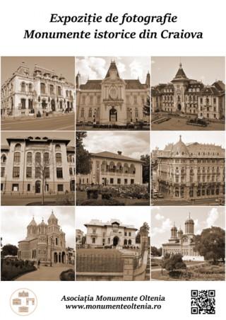 Expozitie de fotografie Monumente istorice din Craiova