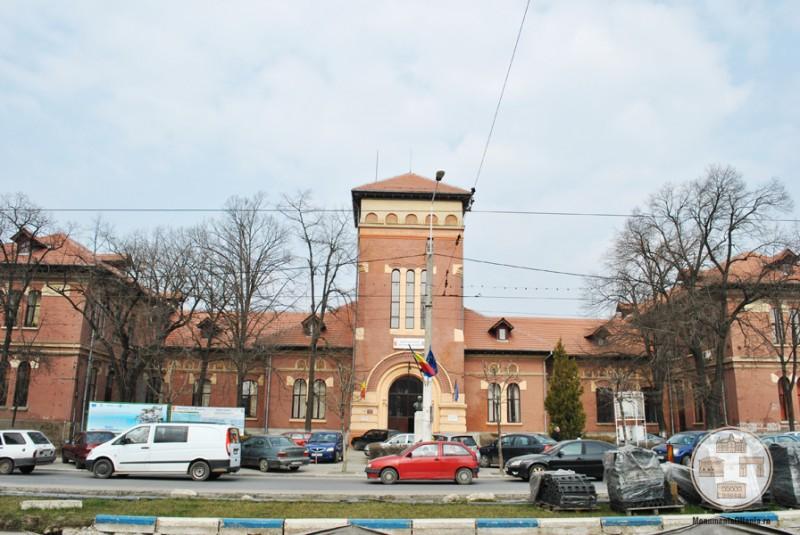 Fosta Scoala Normala de Baieti Craiova