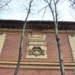 Fosta Scoala Normala de Baieti Craiova - decoratiuni exterioare