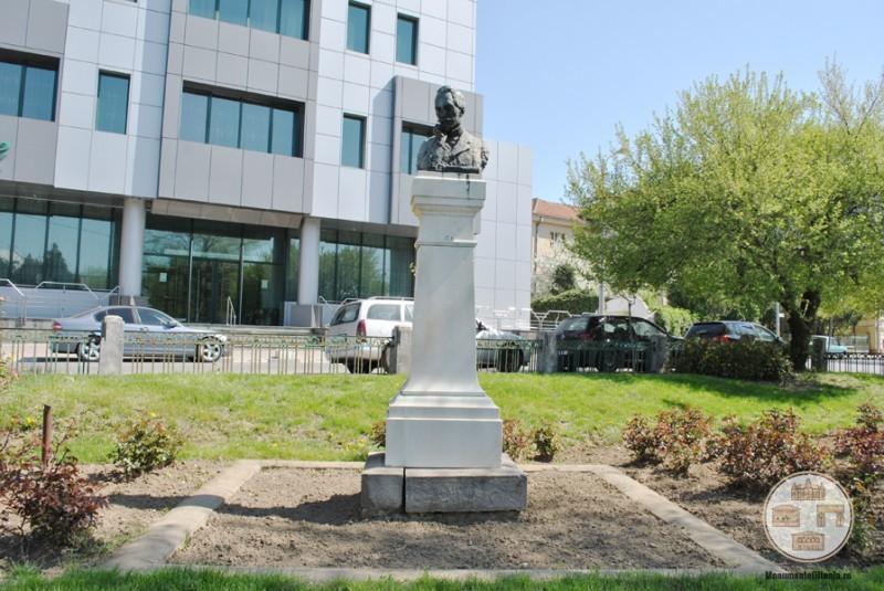 Bust Traian Demetrescu, Craiova