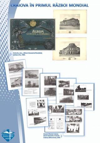 Expozitie Craiova in Primul Razboi Mondial