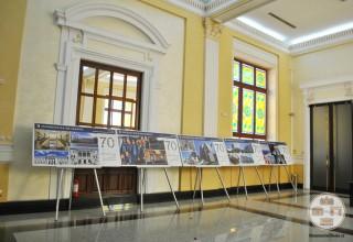 Expozitie Universitatea din Craiova 70 de ani