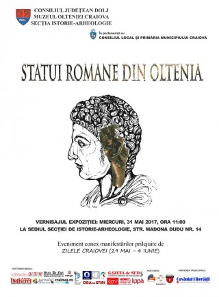 Statui romane din Oltenia - Muzeul Olteniei Craiova