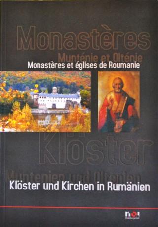 Manastiri si biserici din Romania - Muntenia si Oltenia (Fr - Ge)