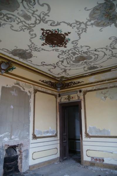 Palatul Plesa Obarsia de Camp - interioare. Autor Pirvu Ionica