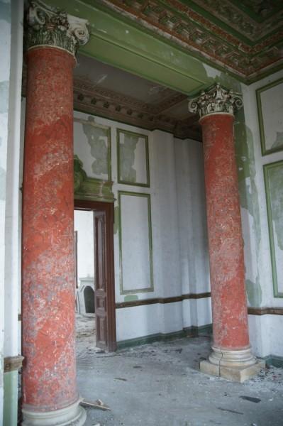 Palatul Plesa Obarsia de Camp - interior. Autor Pirvu Ionica