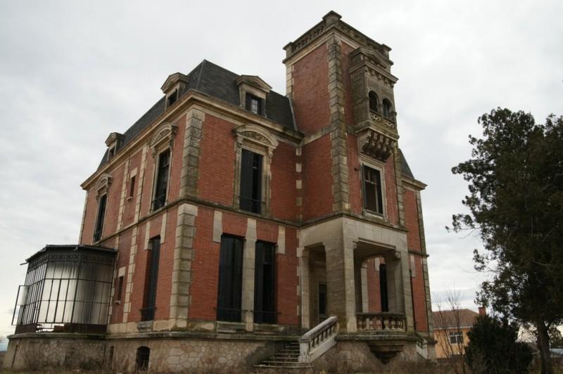 Palatul Plesa din Obarsia de Camp. Autor Pirvu Ionica